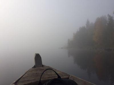 Hyvinvointiloma Keski-Suomessa ruska-aikaan